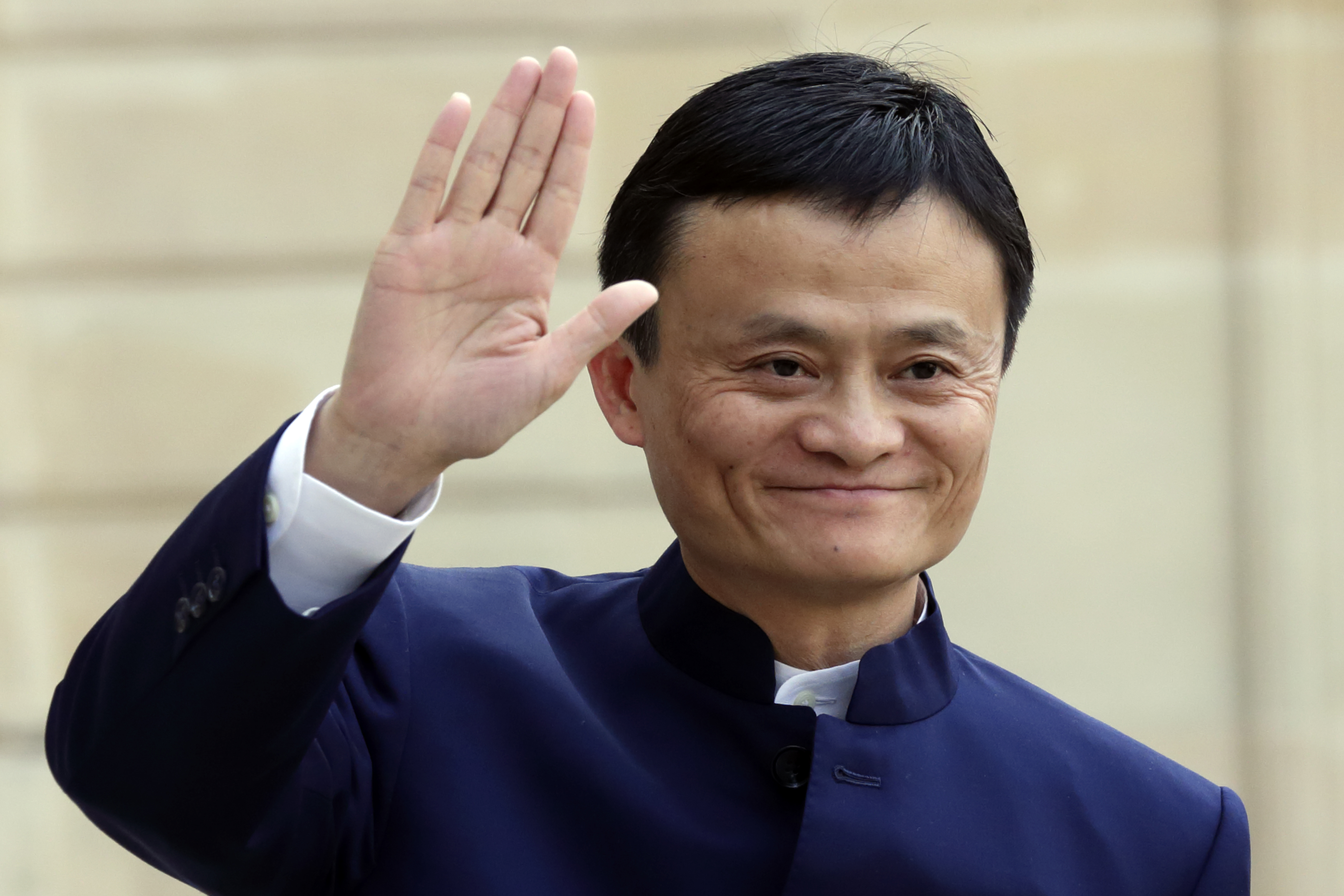 Jack Ma in India; Alibaba to help small local businesses