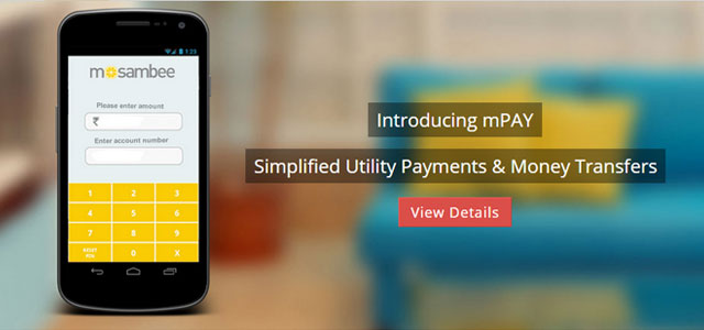 mPOS startup Mosambee raises Series B round from Rajasthan Venture Capital & SIDBI VC
