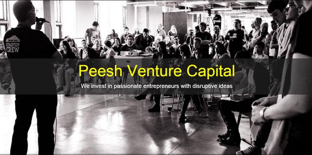 Peesh Venture Capital raises $50M fund; launches startup accelerator in India