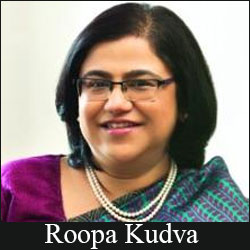 Omidyar Network ropes in Roopa Kudva from CRISIL as partner & MD for India
