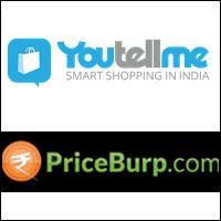 Price comparison site YouTellMe acquires coupons portal Priceburp.com