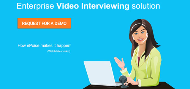 Enterprise video interview solutions startup ePoise raises VC funding