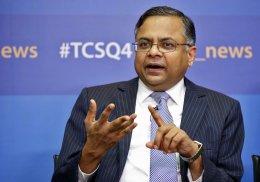 TCS Q4 net profit skids 27%; showers $420M one-time bonus for employees