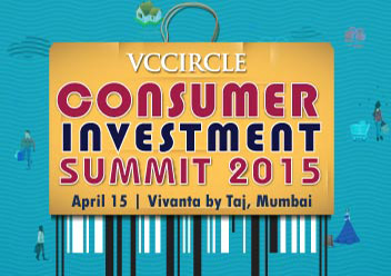 Final agenda for VCCircle Consumer Investment Summit 2015; 2 days left to book your seat; register now