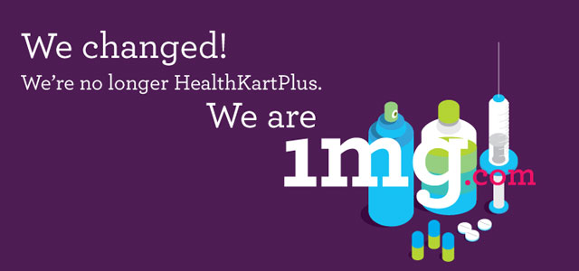 Online marketplace for medicines HealthKartPlus rebrands as 1MG; raises $6M