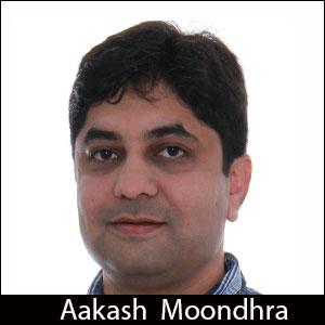 Snapdeal CFO Aakash Moondhra quits