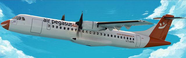 Regional airline startup Air Pegasus plans to raise $32M
