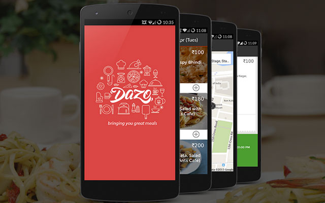 Mobile-only food ordering startup TapCibo rebrands as Dazo, gets fresh funding