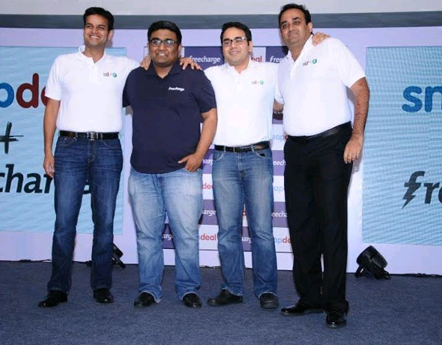 Snapdeal-FreeCharge deal: How India's top internet M&A was sealed in just 23 days