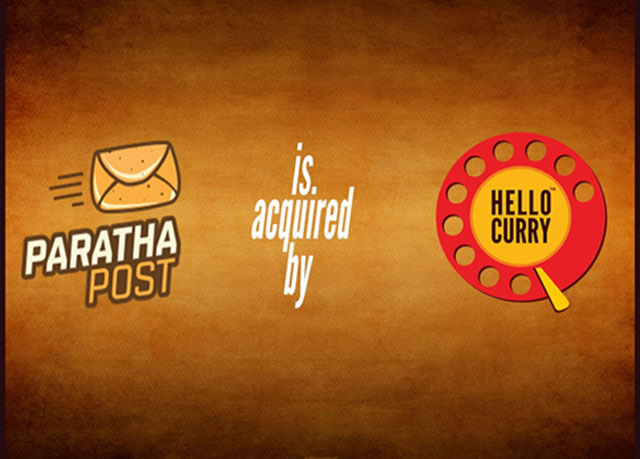 SRI Capital-backed QSR chain Hello Curry acquires Paratha Post