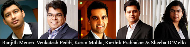 IDG Ventures elevates five in Indian VC team