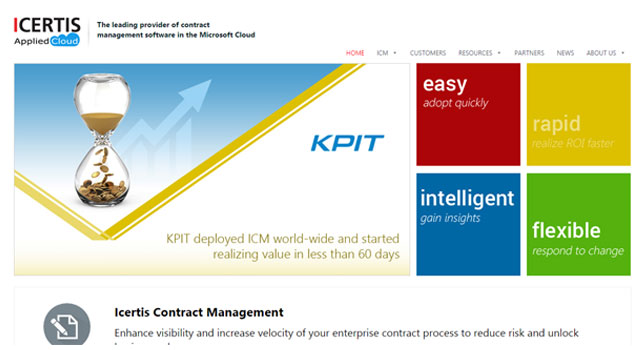 Cloud-based enterprise software startup Icertis secures $6M from Greycroft, Fidelity