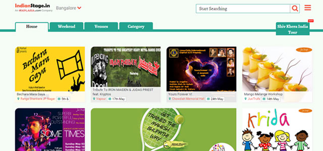 Event marketing platform Explara acquires ticketing portal IndianStage.in
