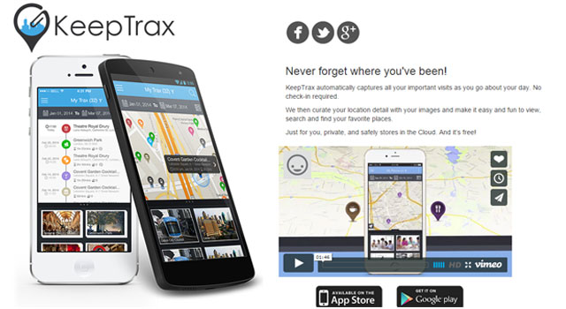 Location-based mobile tech startup KeepTrax raises $1M seed round led by Naya Ventures