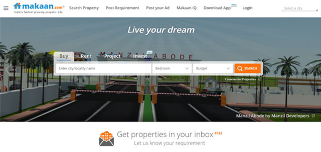 PropTiger turns on heat in online real estate with acquisition of Makaan.com