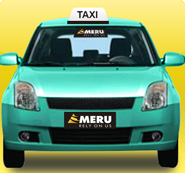 Meru Cabs in talks with Alibaba for possible funding