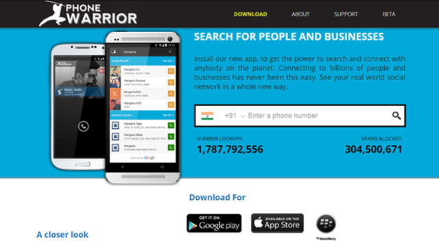 Local business search startup Phone Warrior raises pre-Series A round from Lightspeed