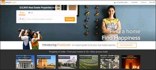 Real estate listing portal PropTiger buys digital design startup OoBI
