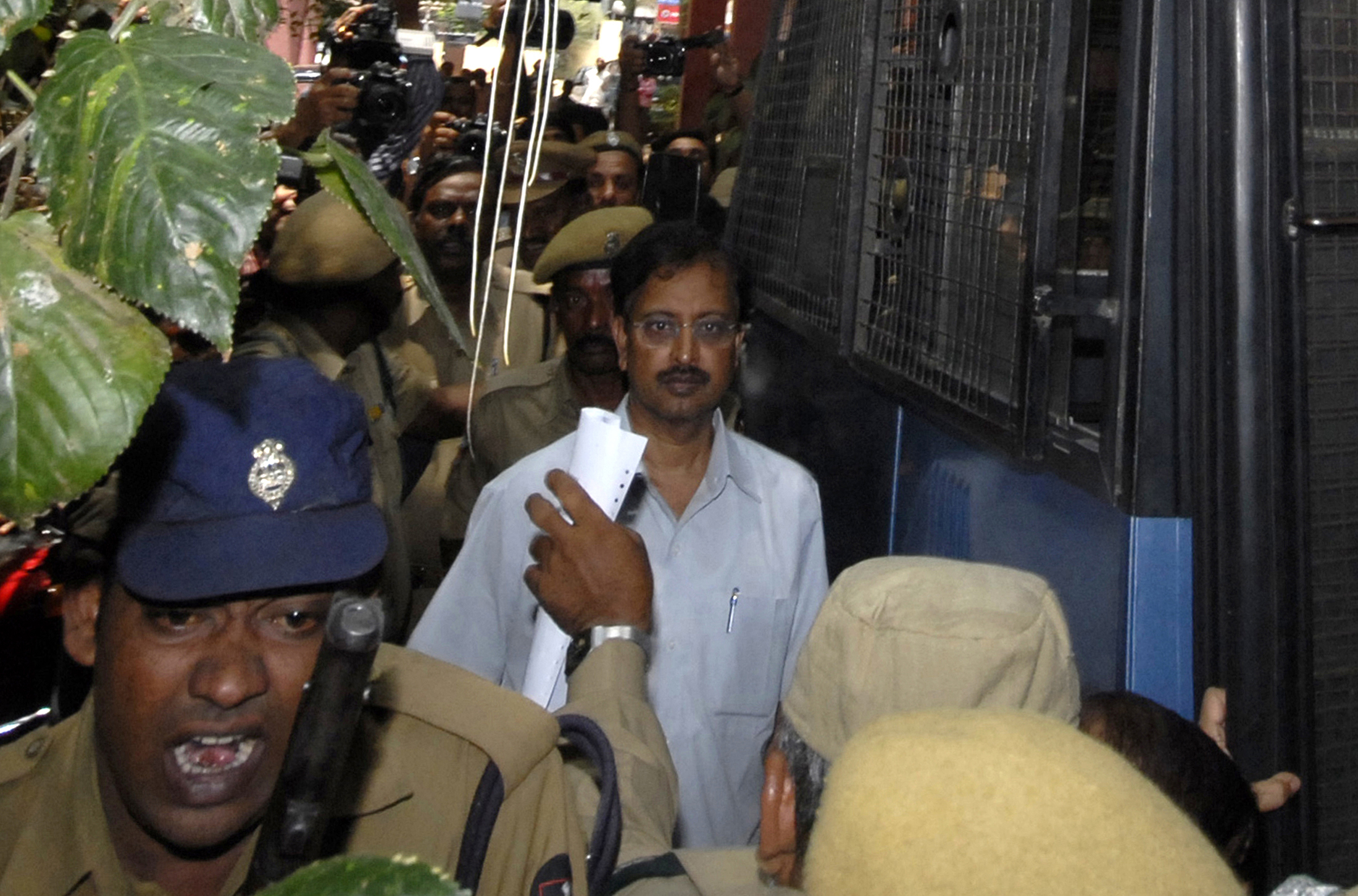 Satyam founder Raju gets seven years imprisonment