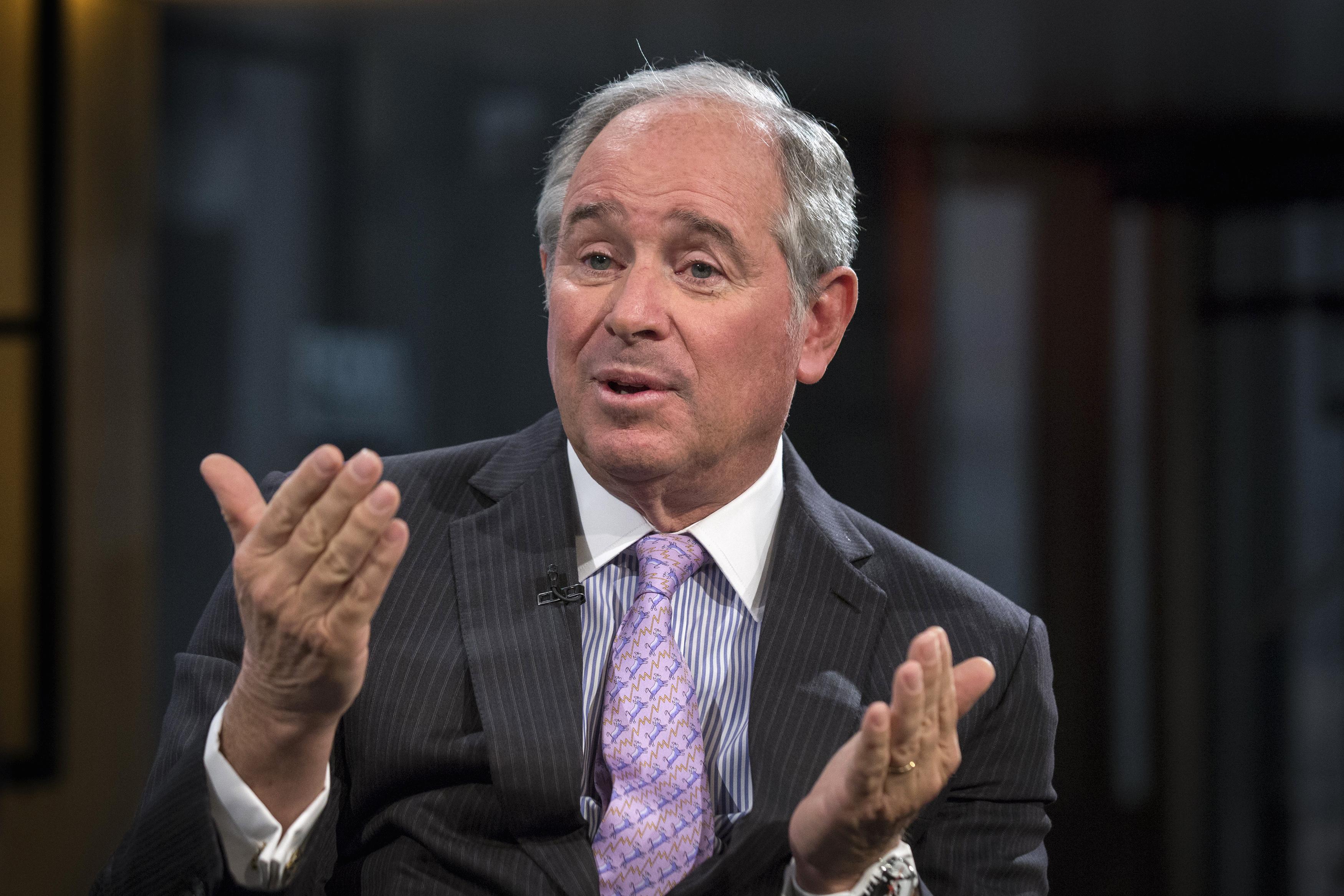 Blackstone's Q1 earnings soar to $1.62B on asset sales; AUM hits $310B