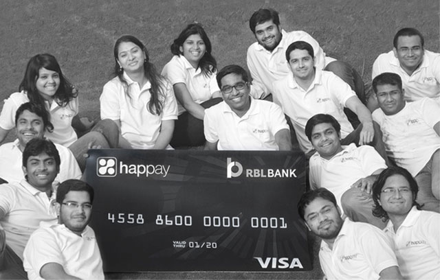 Business expense management tool startup Happay raises $500K from AngelPrime
