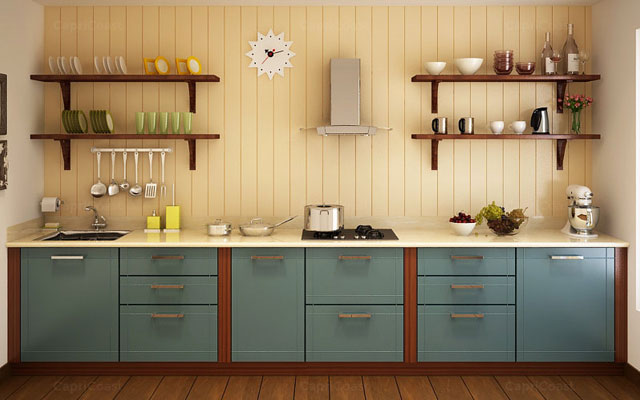 Modular kitchen design & e-com startup CapriCoast raises $1.25M from Accel