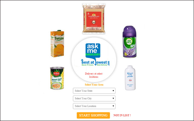 AskMe.com acquires online grocery marketplace BestAtLowest