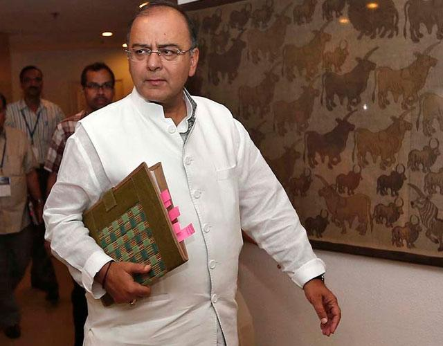 Shah Committee to go into all legacy tax cases related to MAT: Jaitley
