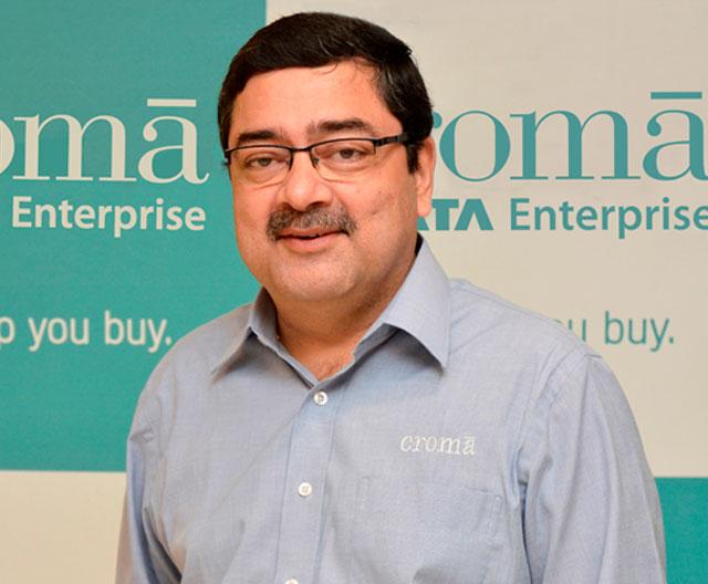 Tata's electronics retail chain Croma elevates Avijit Mitra as CEO