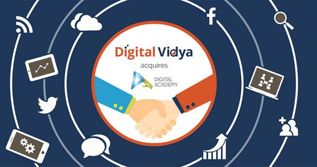 Digital marketing training firm Digital Vidya buys Digital Academy India
