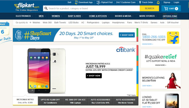 Flipkart leases 2M sq ft office in Bangalore to house 20,000 employees