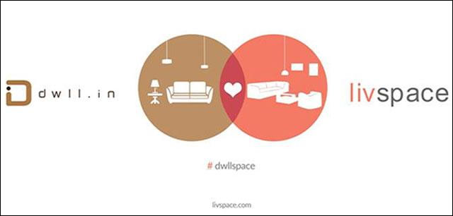 Online home décor marketplace Livspace acquires interior designers network Dwll