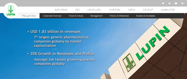 Lupin acquires Brazilian pharma company Medquímica Indústria