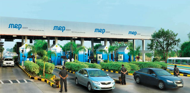 Toll management firm MEP Infra makes dull debut on bourses amid market mayhem
