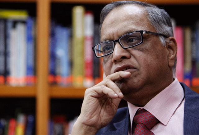NR Narayana Murthy to chair SEBI's startup, alternative investment panel