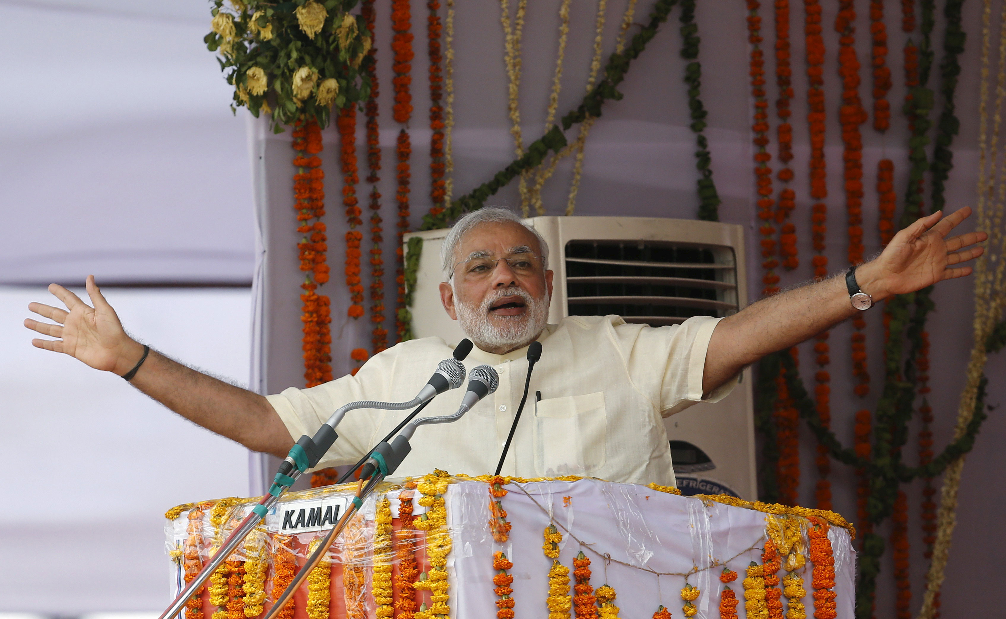 #ModiYearOne: What Narendra Modi would be judged upon a year from now