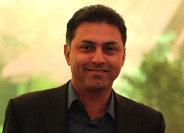 Nikesh Arora named president & COO of SoftBank Group