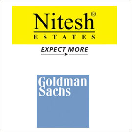 Nitesh Estates and Goldman Sachs to jointly invest up to $250M in commercial real estate