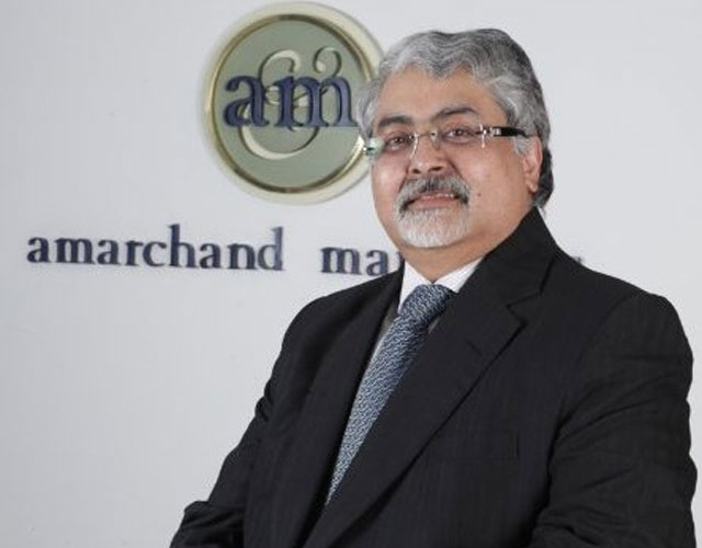 Shroff brothers settle dispute; to split law firm Amarchand & Mangaldas