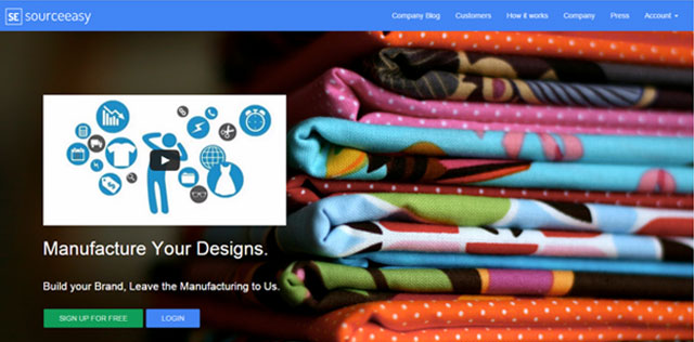 Sourceeasy acquires US-based online custom apparel design firm AbbeyPost