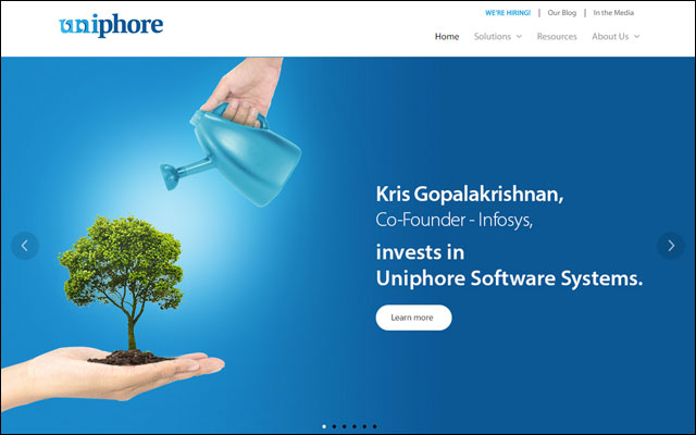 Speech recognition solutions firm Uniphore raises funding from Kris Gopalakrishnan, others