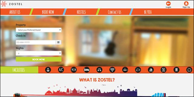 Hostel & hotel booking platform Zostel in talks with Tiger to raise up to $15M