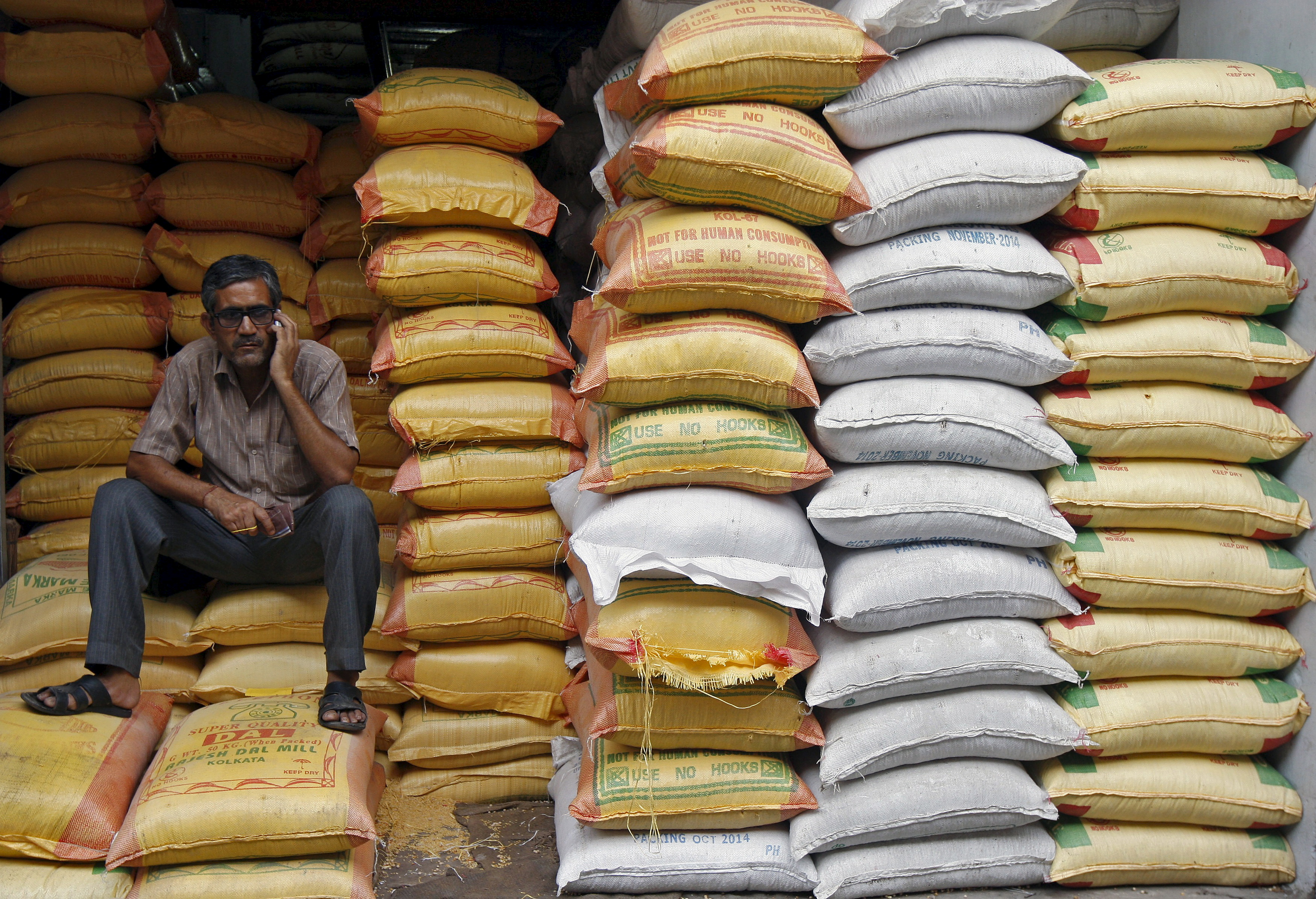 WPI inflation falls for sixth consecutive month