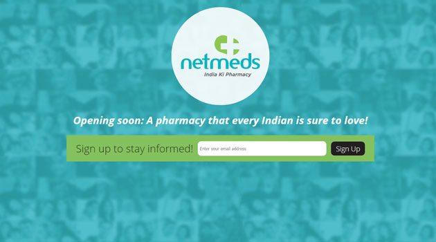 Boutique I-bank MAPE to invest in yet-to-launch online pharmacy startup NetMeds