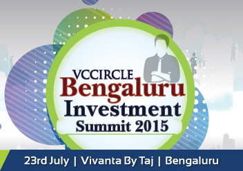 Just a day left to avail discounts; register for VCCircle Bengaluru Investment Summit 2015
