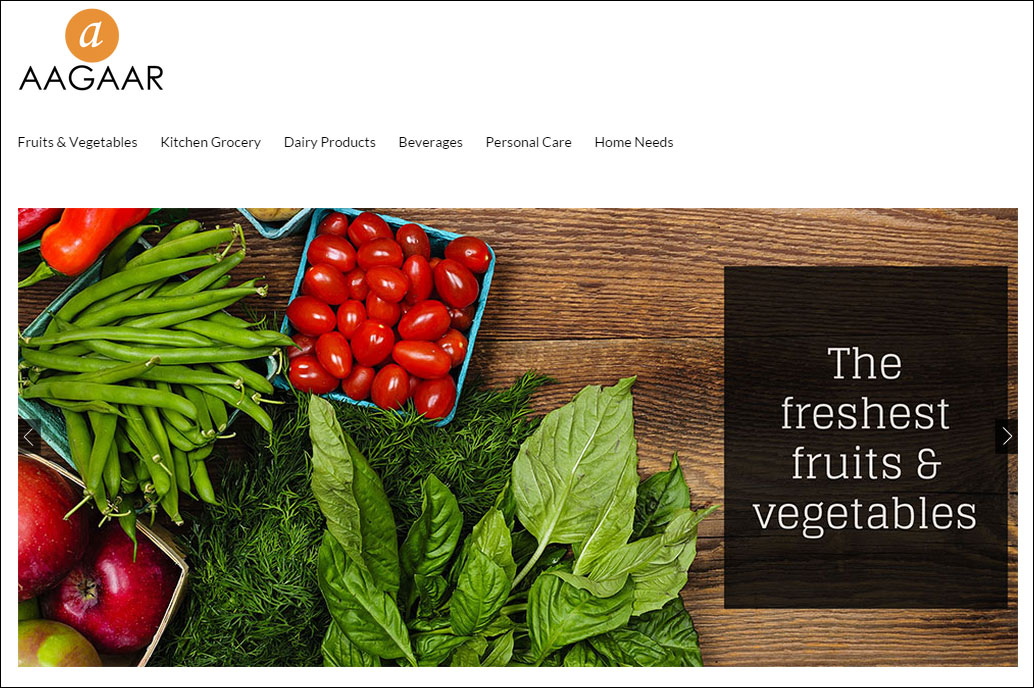 Online marketplace for grocery and dairy products AAGAAR raises