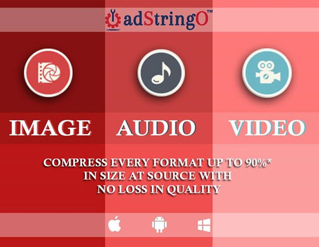 Mobile content compression software startup AdStringO raises $350K from IAN; eyes $5M more