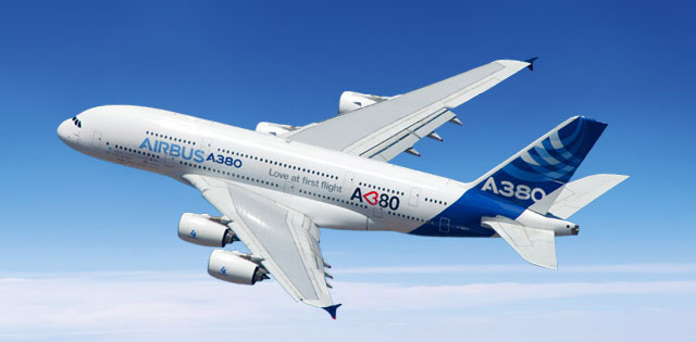 Airbus to increase component sourcing from India to $2B by 2020