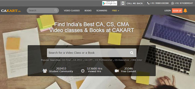 E-learning and video tutorial portal CAKART secures funding from Sunil Maheshwari, others