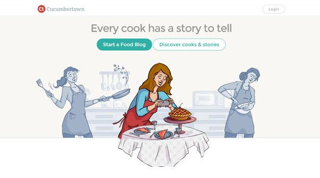 Japan's Cookpad acquires VCs-backed food blogging startup Cucumbertown